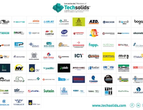 Conozca a los 73 Socios de Techsolids