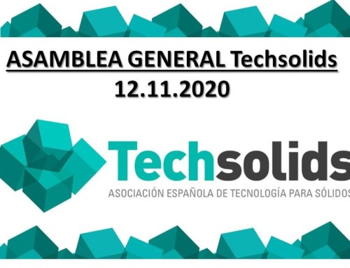 ASAMBLEA GENERAL Techsolids 2020