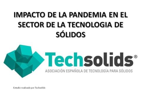 IMPACTO DE LA PANDEMIA EN EL SECTOR DE LA TECNOLOGIA DE SÓLIDOS