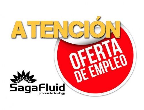 Ofertas de empleo de la empresa SAGAFLUID