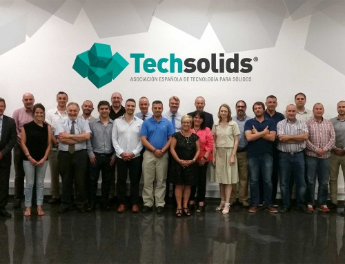 Techsolids® General Assembly held on July 9, 2015 in La Farga de L'Hospitalet
