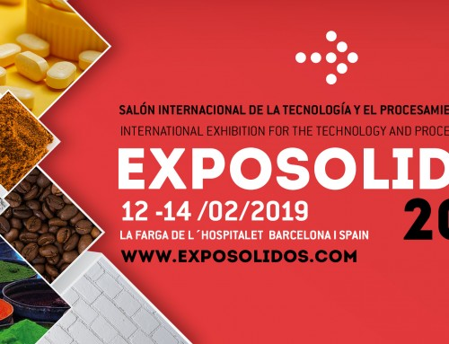 Techsolids at EXPOSOLIDOS 2019
