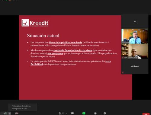 Webinar Techsolids sobre PROPUESTAS DE GESTIÓN FINANCIERA EN TIEMPOS DE COVID-19 Y CÓMO ACCEDER A LOS FONDOS EUROPEOS – 22 de marzo