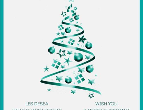 ¡TECHSOLIDS te desean una Feliz Navidad y un Próspero Año Nuevo 2021!