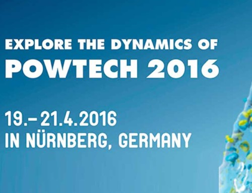 Techsolids en Powtech 2016