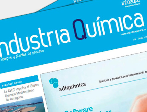 Acuerdo de la revista Industria Química – Techsolids