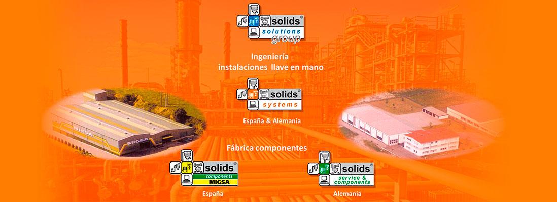 SOLIDS SYSTEM TECHNIK