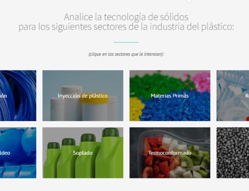 Oferta Tecnológica para la Gestión de Sólidos para la INDUSTRIA DEL PLÁSTICO
