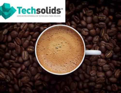 """Nueva actividad de Techsolids: Los """"Cafés Techsolids"""""""