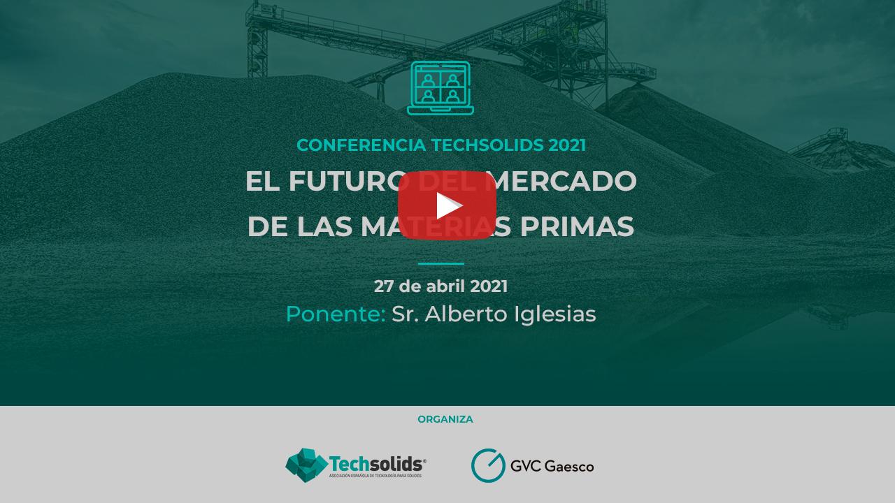 Conferencia Online El Futuro del mercado de las materias primas.